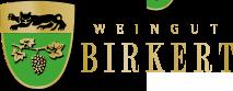Weingut Birkert Logo