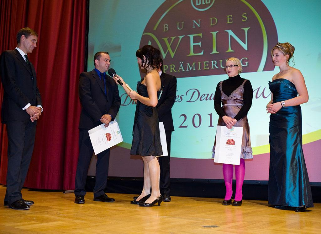 Auszeichnung Weingut Birkert
