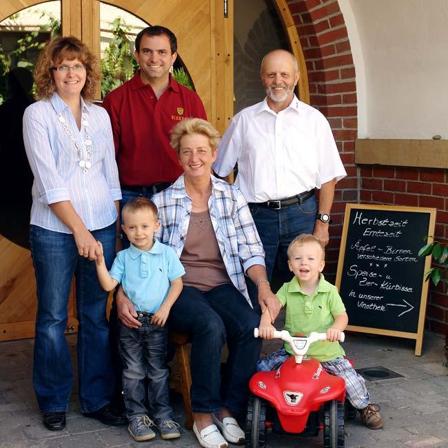 Familie Birkert