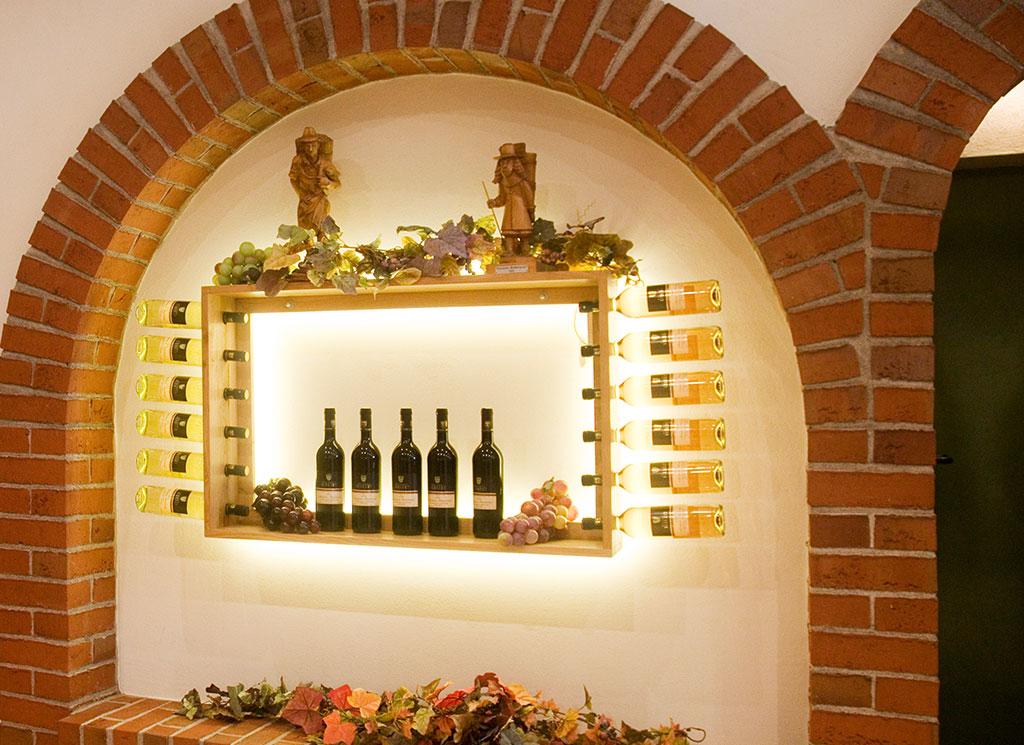 Hausverkauf Wein