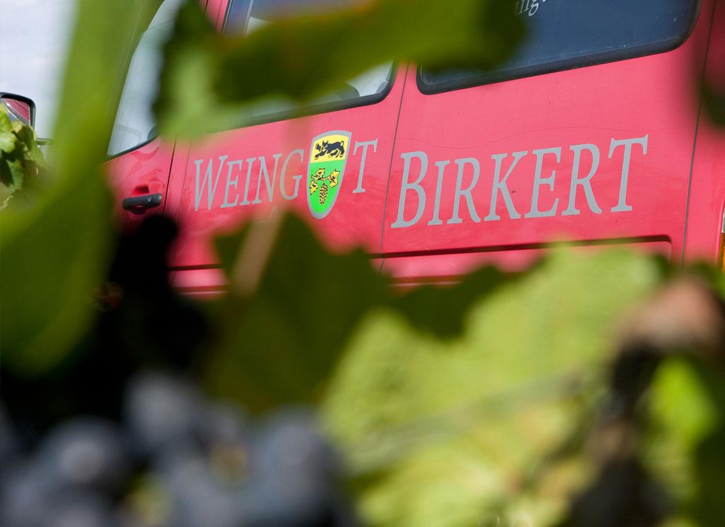 Fahrzeug Weingut Birkert